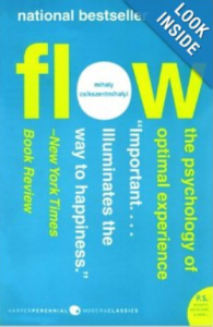 Flow The Psychology of Optimal Experience Mihaly Csikszentmihalyi
