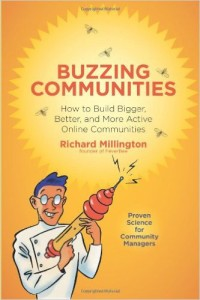 Buzzing Communities is a recommended book for learning about video game community management