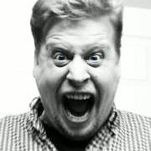 Photo of Kris Durrschmidt looking crazy
