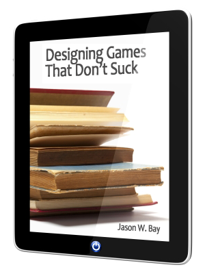 eBook: How to make games that don't suck